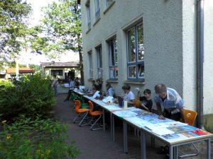 Montessori Oberschule Hangelsberg_INISEK I_MOH Zukunftswerkstatt_Werkstattabend_Juli 2017_SJ 2016-17_4