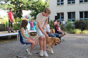 Montessori Oberschule Hangelsberg_Praxislernen in schuleigenen Werkstätten_Mitmach-Aktion Publikum_Schuljahr 2017-18
