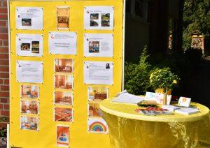 Infostand Montessori Kinderhaus