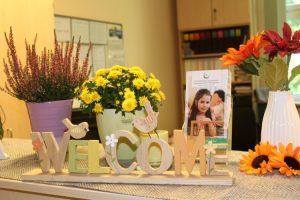 Willkommen im Sekretariat